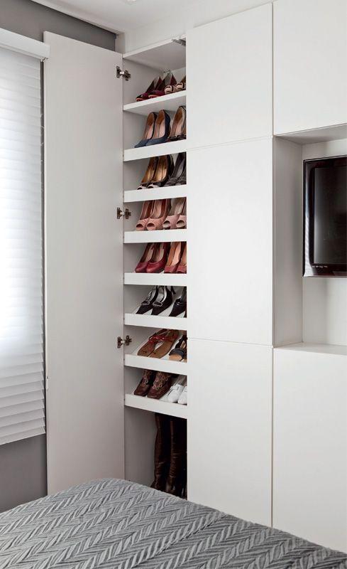 Como arrumar o armário 8