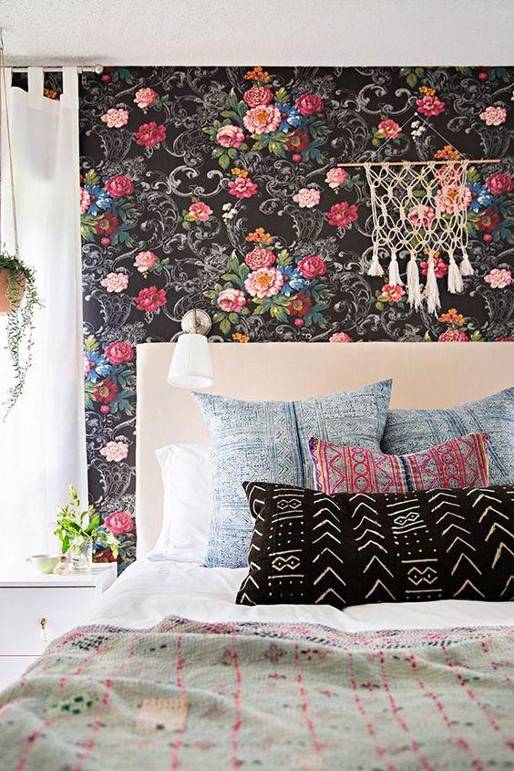 Decoração de quarto colorido 4