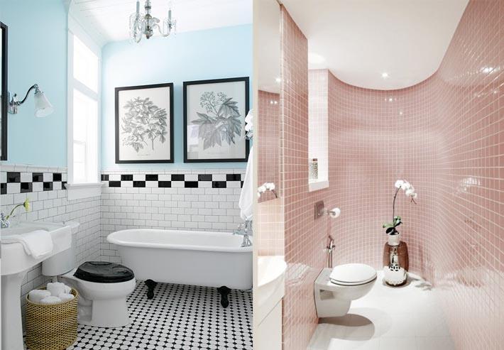 Inspirações de banheiros para 2016 5