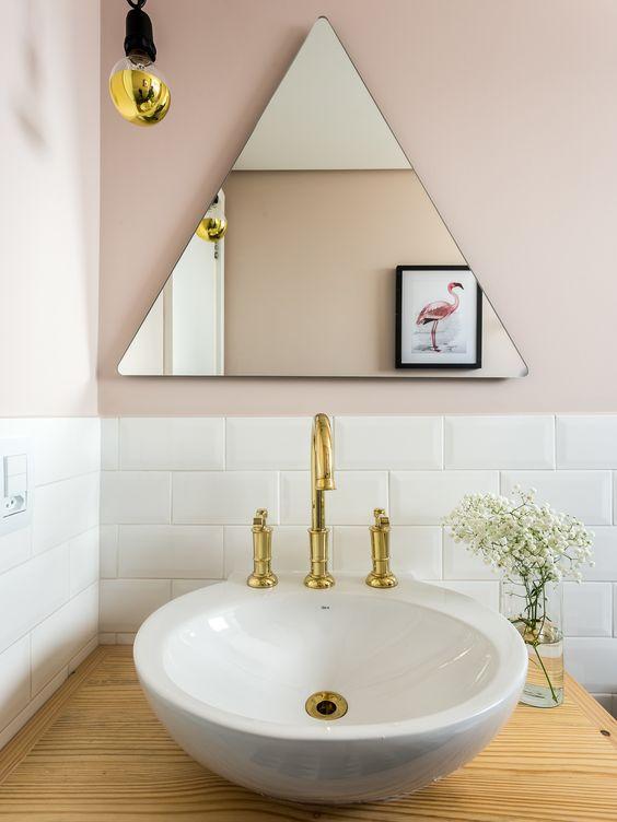 Inspirações para usar espelho na decoração 12