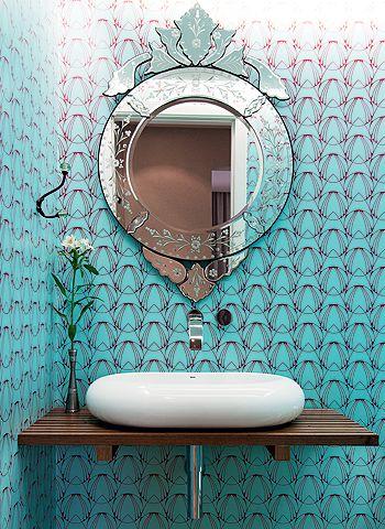 Inspirações para usar espelho na decoração 8