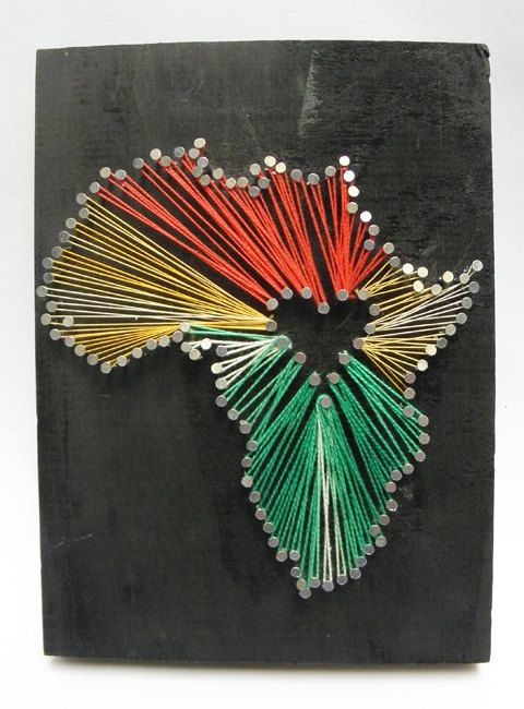 String art para decorar 3