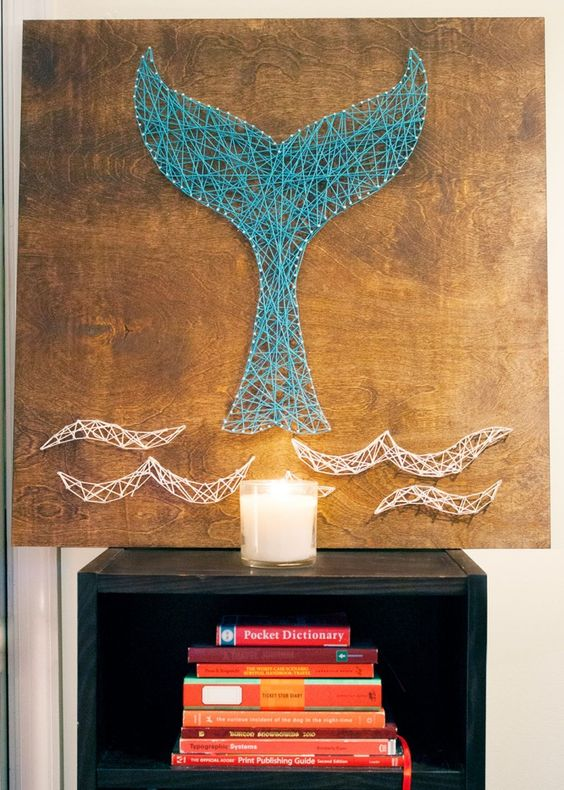 String art para decorar 4