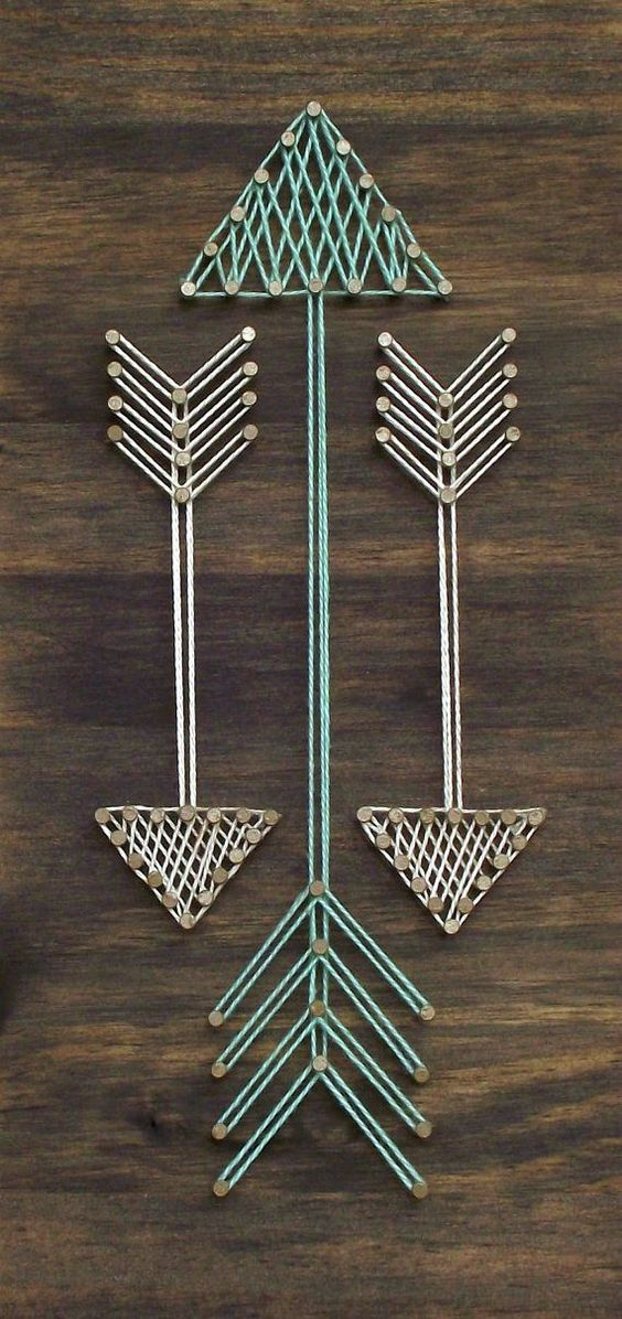 String art para decorar 5