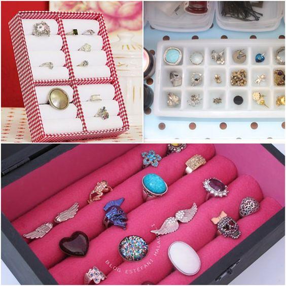 Como organizar bijuterias 4