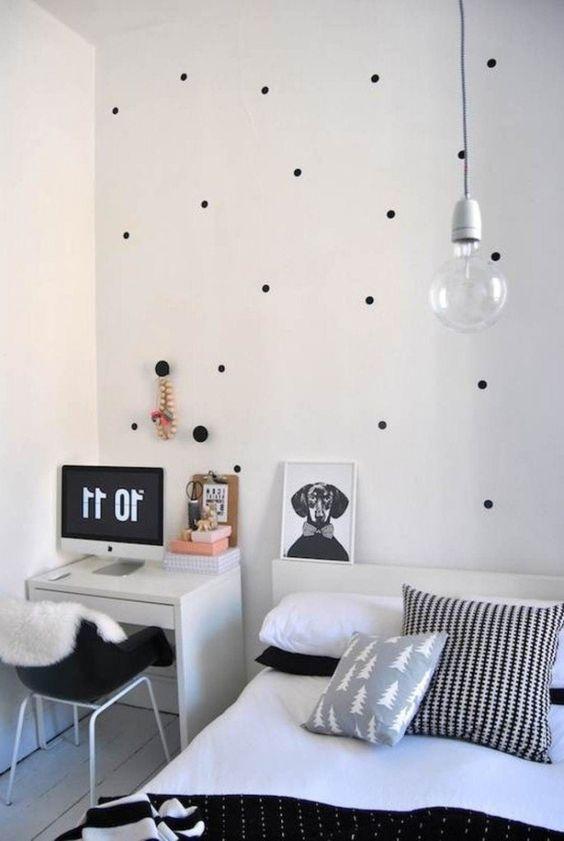 Decora o barata para quarto - Habitaciones minimalistas ...