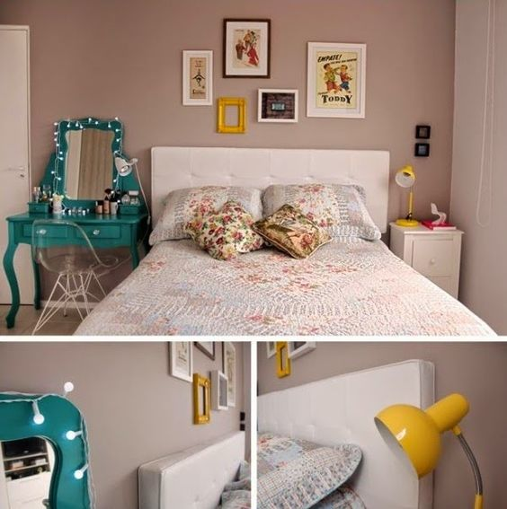 Decoração barata para quarto 4