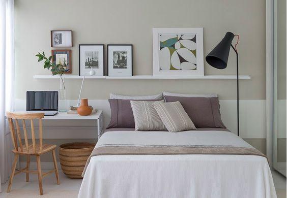 Decoração barata para quarto