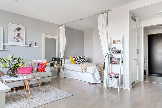 Decoração de apartamentos pequenos