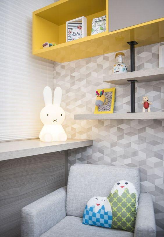 Decoração de quarto infantil 2