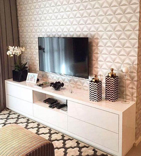 Dicas de decora o da sala de estar e muitas inspira es for Sala de estar fendi