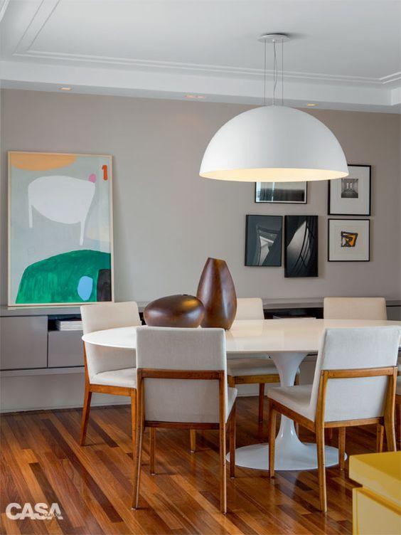 Sala De Jantar Preto E Cinza ~ de sala de jantar em cinza Assim você pode conferir tudo e