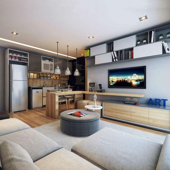 dicas para decorar apartamentos pequenos 2