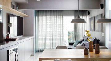 dicas para decorar apartamentos pequenos