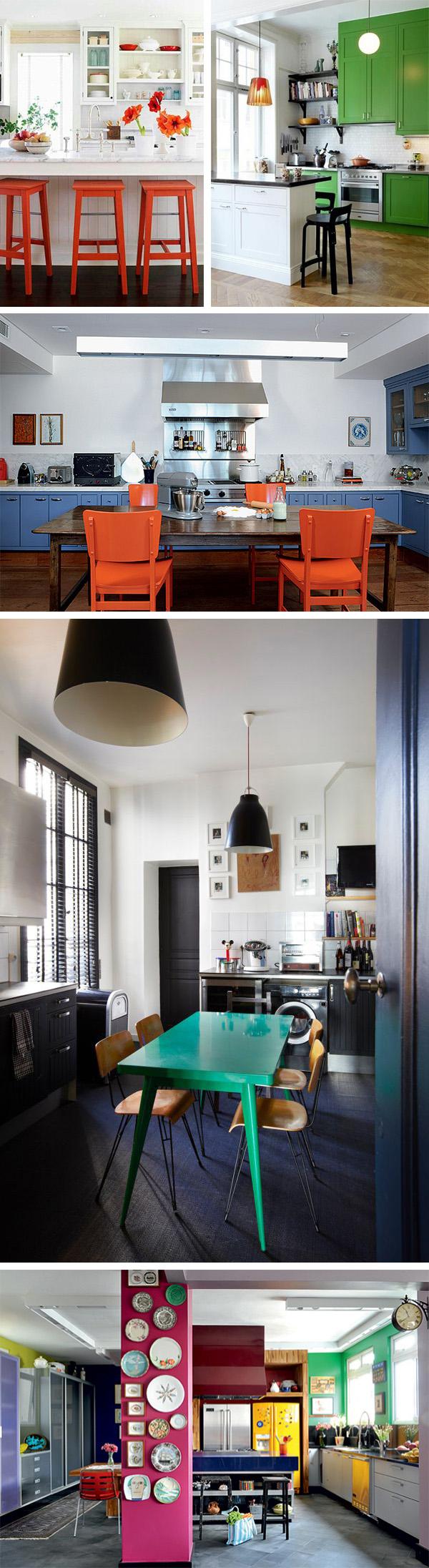 Ideias econômicas para decorar cozinha 3