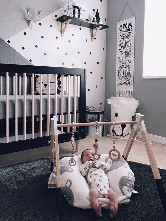 Decoração quarto de bebê 8