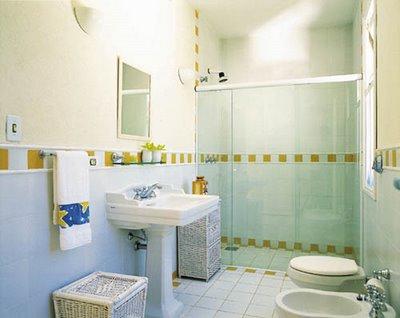 Banheiros Decorados Tendências 2014 4