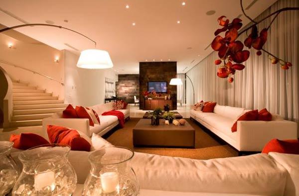 Decoração de Casas de Luxo - Fotos