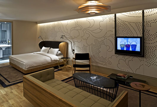 Decoração de Hotéis 5