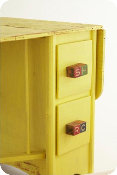Puxadores de Móvel Reciclado 7
