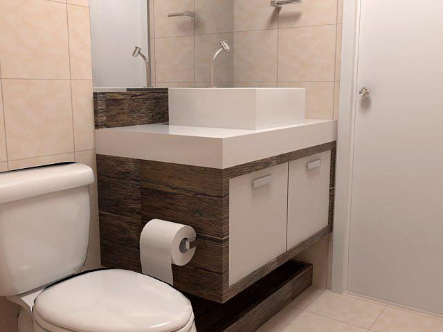 Armários para Banheiros Pequenos 5