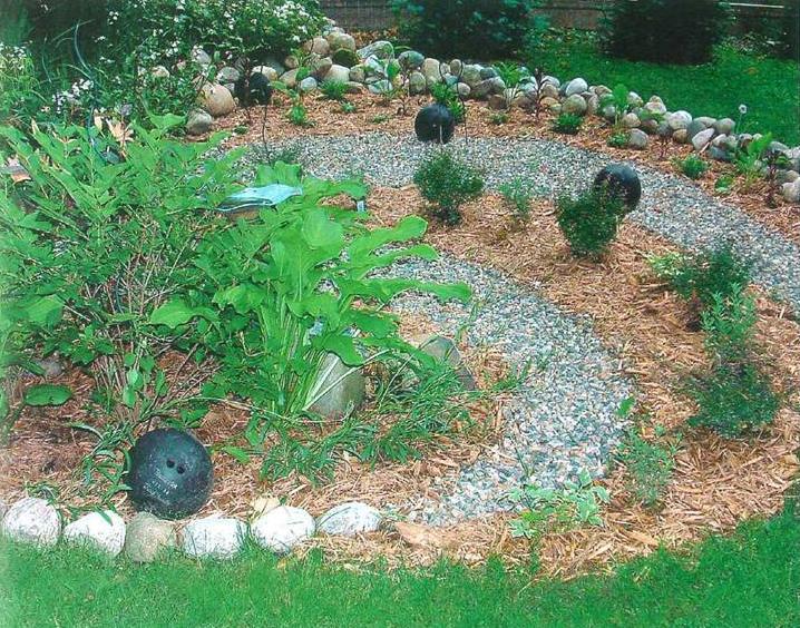 Decoração de Jardim com Pedras - Fotos 3