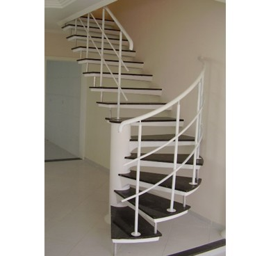 Fotos de escadas pré-moldadas 2