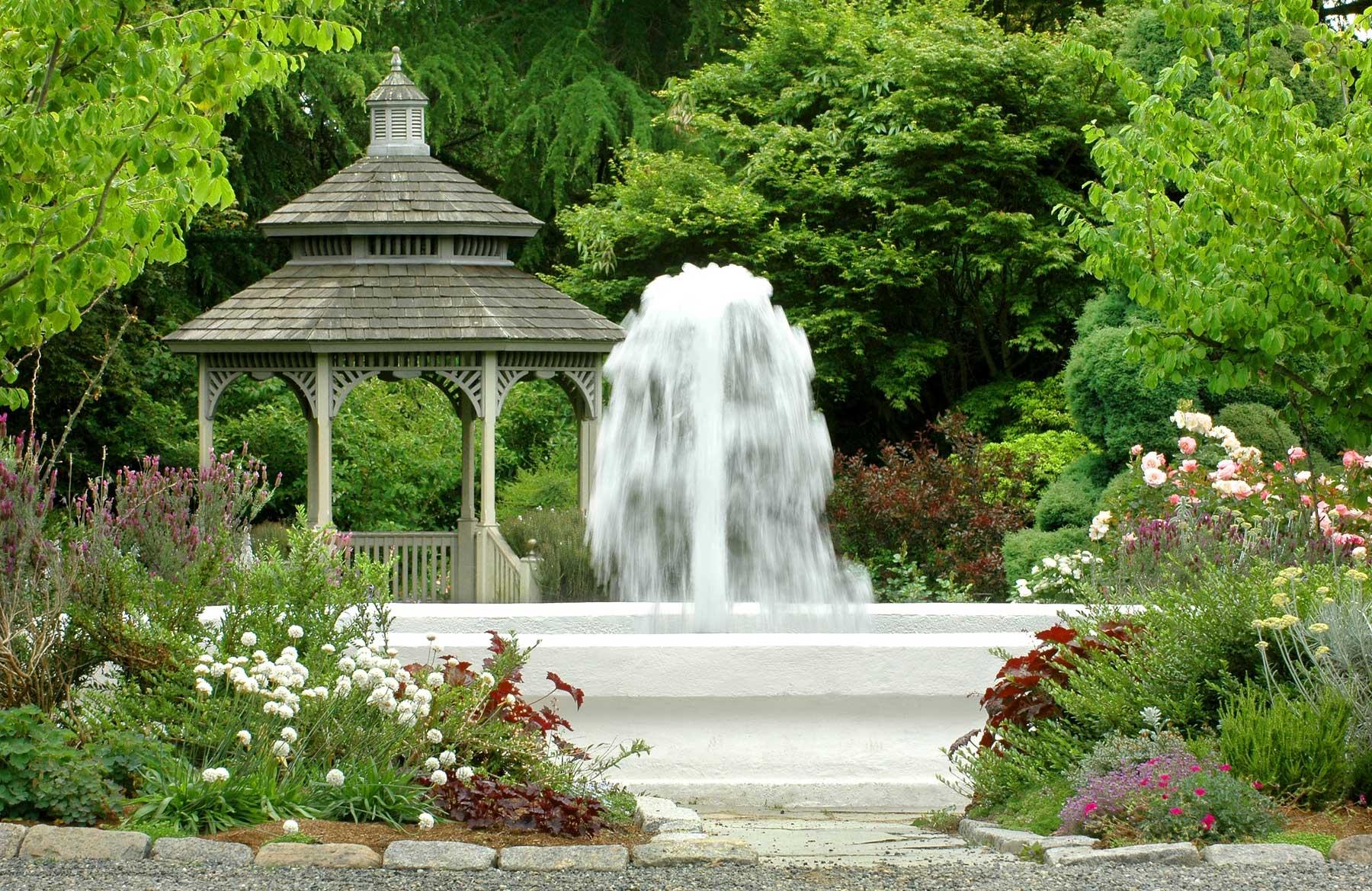Fontes para Decoração de Jardins 3