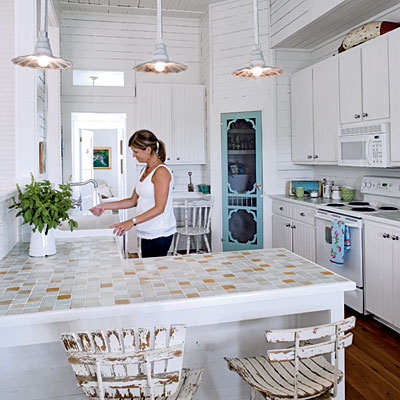 Luminárias para Cozinha - Fotos
