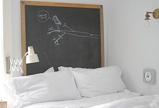 Cabeceira da cama 2