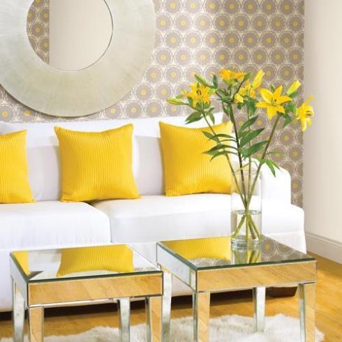 amarelo na decoração 2