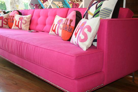 Como combinar móveis coloridos na decoração 3