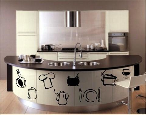 Adesivos na cozinha 6