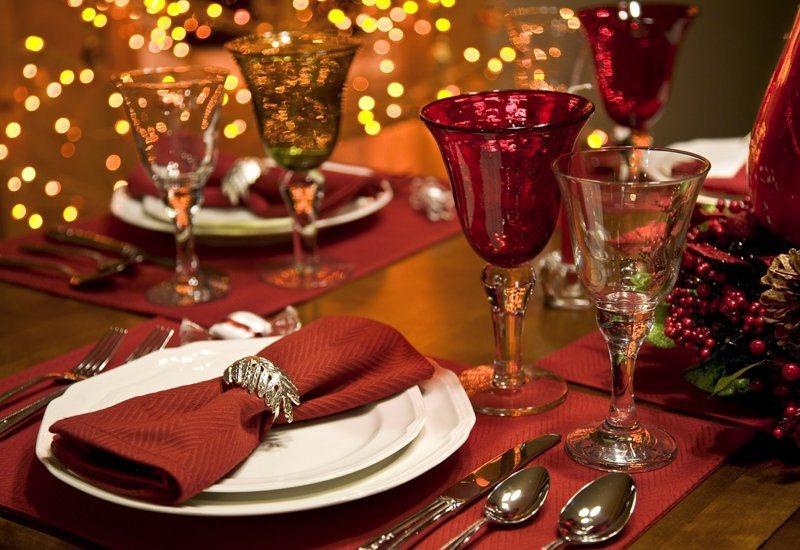 Mesa para Ano Novo 2