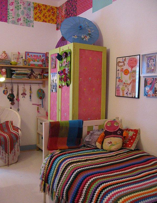 estilo Hippie na decoração 4
