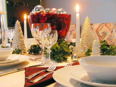 Mesa para Ano Novo 4
