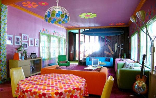 estilo Hippie na decoração 6