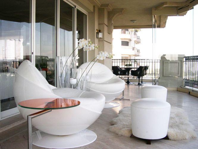 Mesa na varanda 8