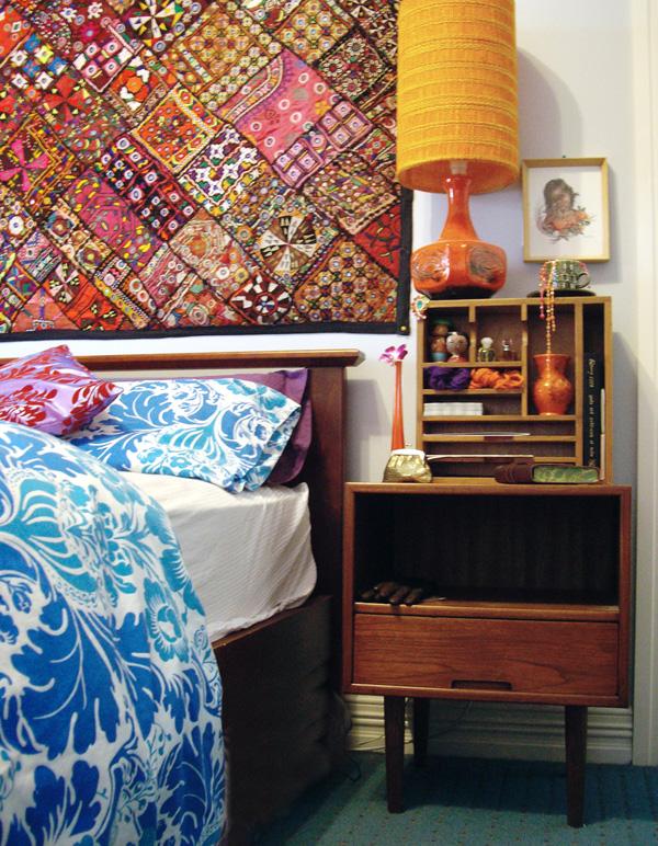estilo Hippie na decoração 9