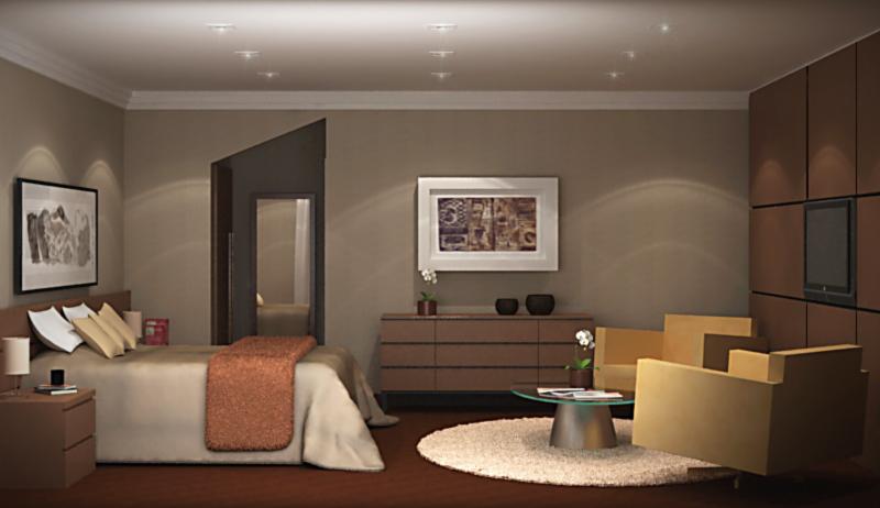 Decoração do quarto 2