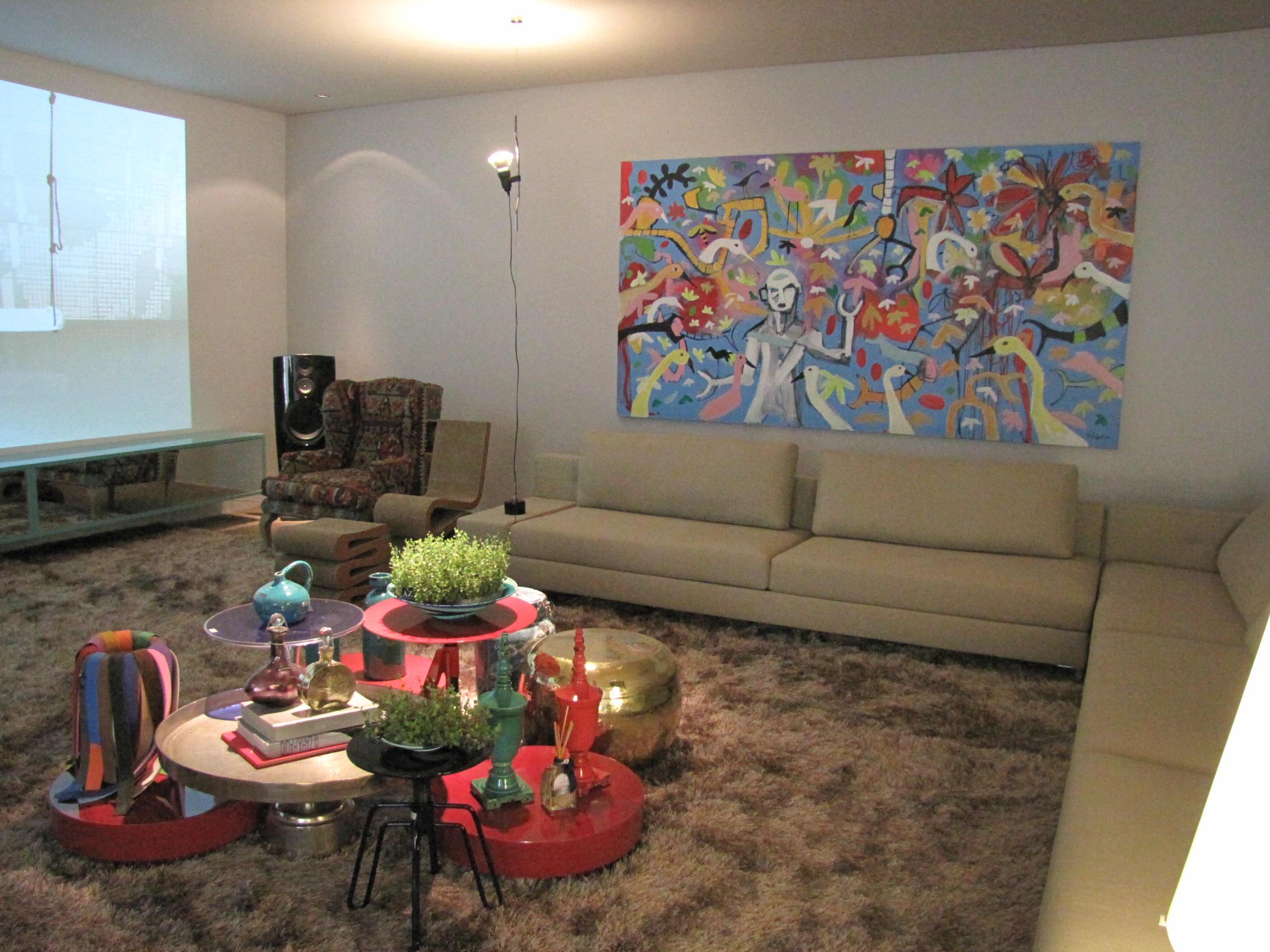 Como decorar o lounge 12