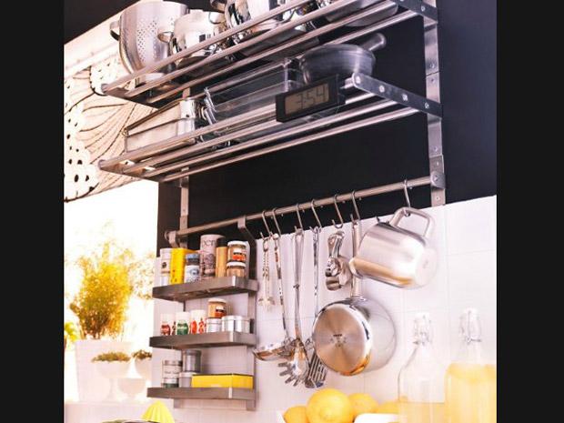 Cozinha sem armário 12