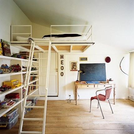 Ideias para decorar quarto pequeno 3