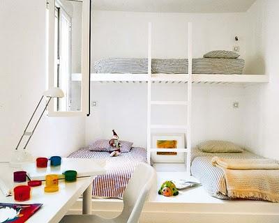 Ideias para decorar quarto pequeno 4