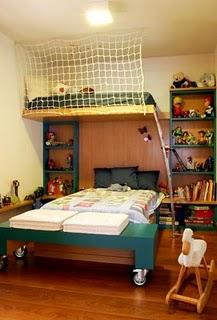 Ideias para decorar quarto pequeno 5