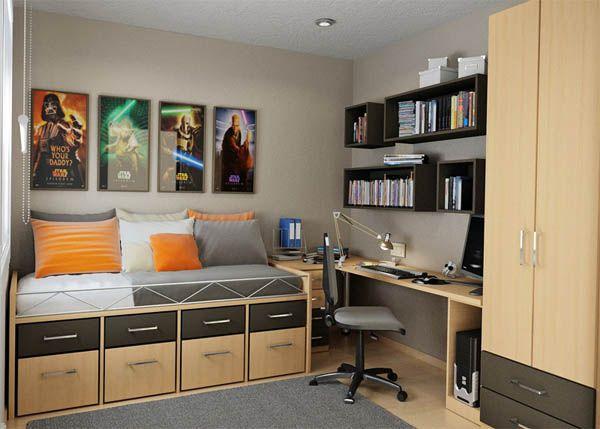 Como decorar um quarto masculino 5