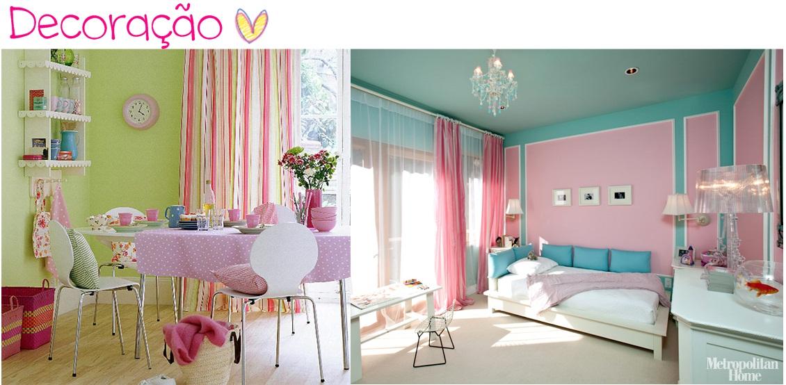 Candy Color na decoração: uma douçura de estilo 7