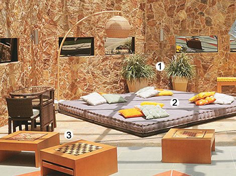 Como decorar Área externa 7
