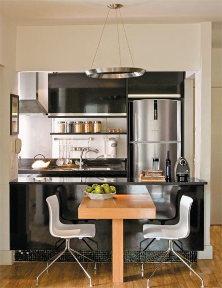 Como decorar uma cozinha pequena 7