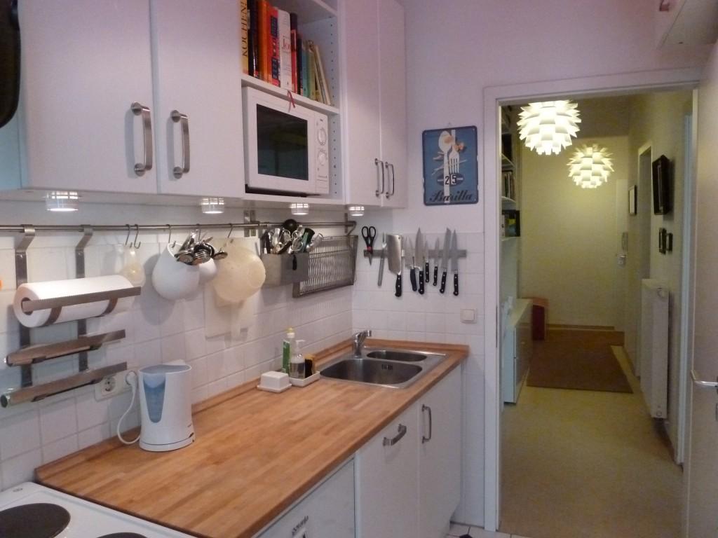 Como decorar uma cozinha pequena 6